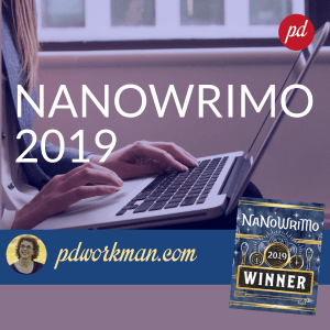 Writing for Nanowrimo