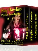 Reg Rawlins, Psychic Investigator 1-3