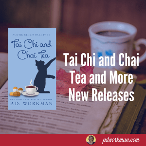 Release of Tai Chi and Chai Tea