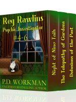 Reg Rawlins, Psychic Investigator 4-6