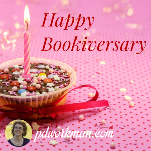 My 2020 Bookiversary