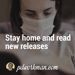 Stay home and read new releases