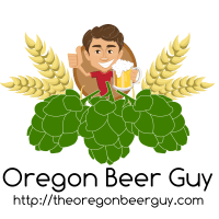 Oregon Beer Guy Logo