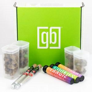 Green Box Ounce Flower Clubq