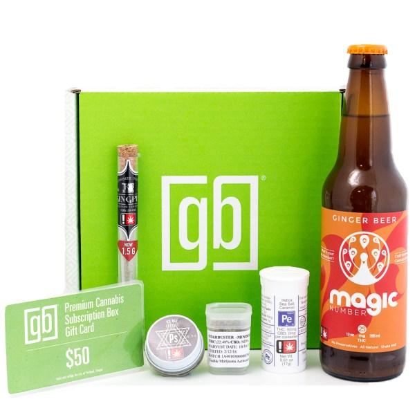 Green Box Starter Kit Gift Set
