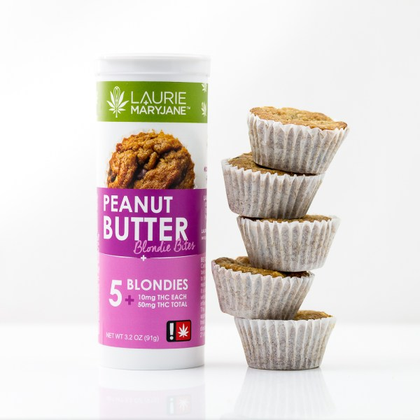 peanut butter blondie bites | Green Box