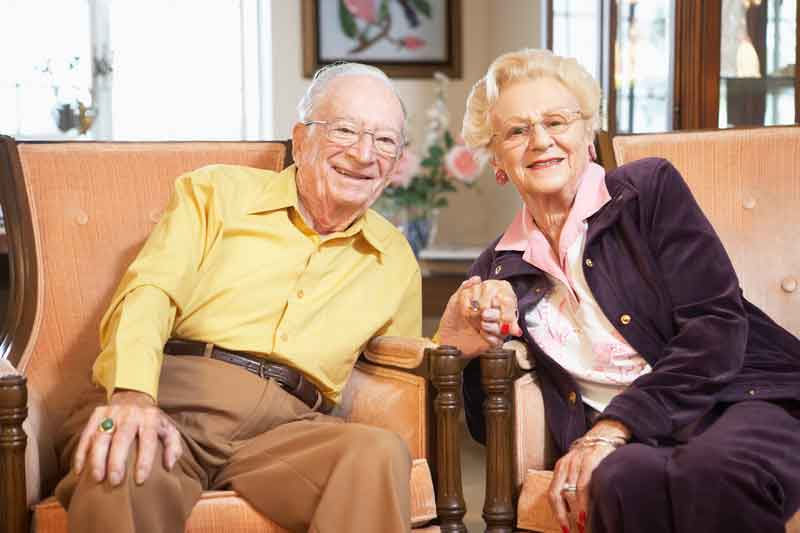 Portland In-Home Care helps senior couples stay in their own home.