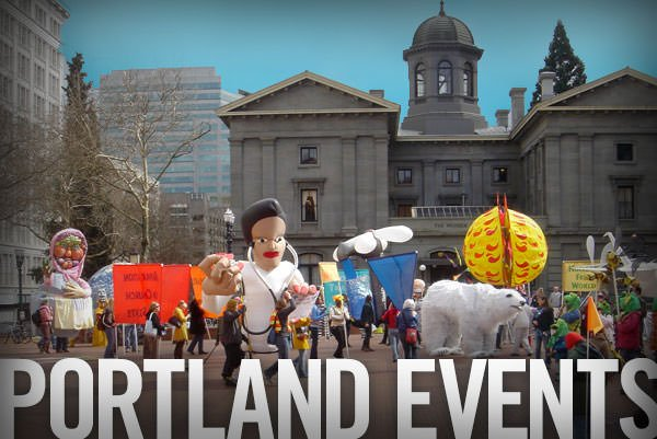 Portland Events at PDX Pipeline
