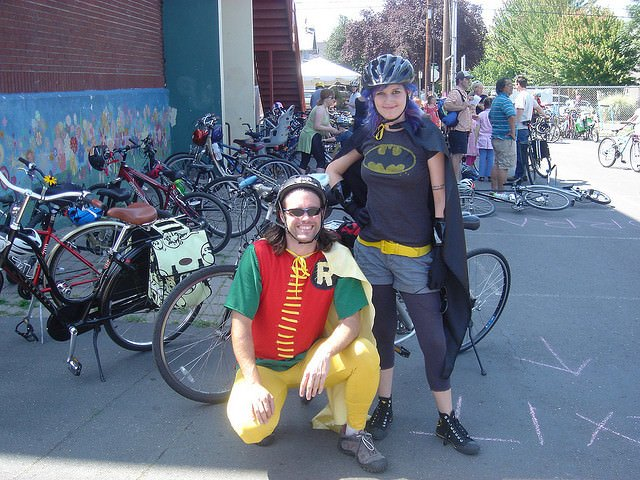 Southeast Portland Sunday Parkways