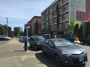 Managed Parking In NW Portland