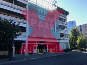 "Tell City Council: ""Ted Wheeler"" Parking Garages Are Bad For Portland"
