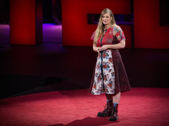 Lidia Yuknavitch: How a misfit found her voice