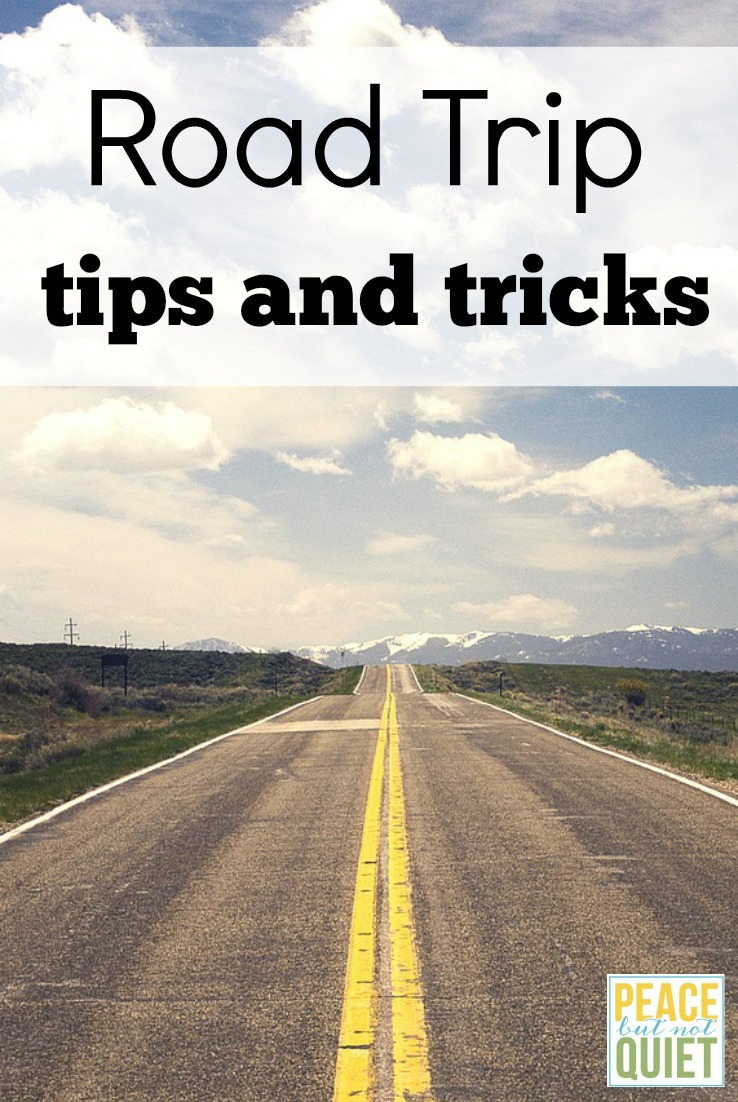 These tips helped my family on our epic 2200 mile road trip -- and kept me from losing my sanity!