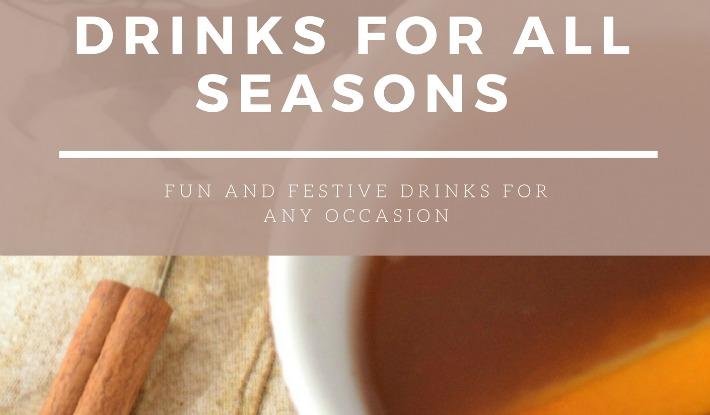 drink recipe ebook