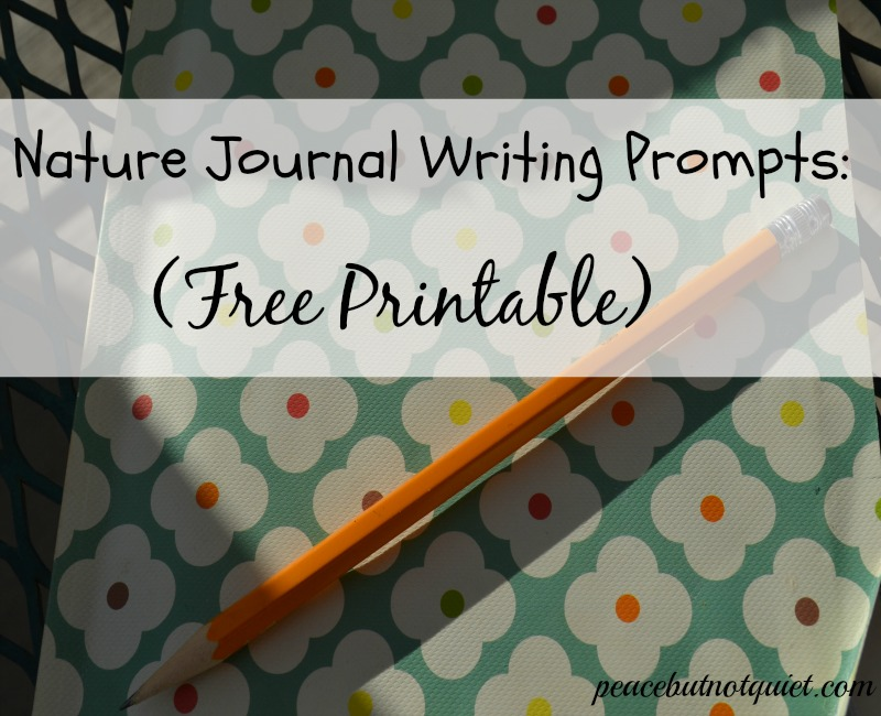 image regarding Free Printable Writing Prompts titled Mother nature Magazine Crafting Prompts