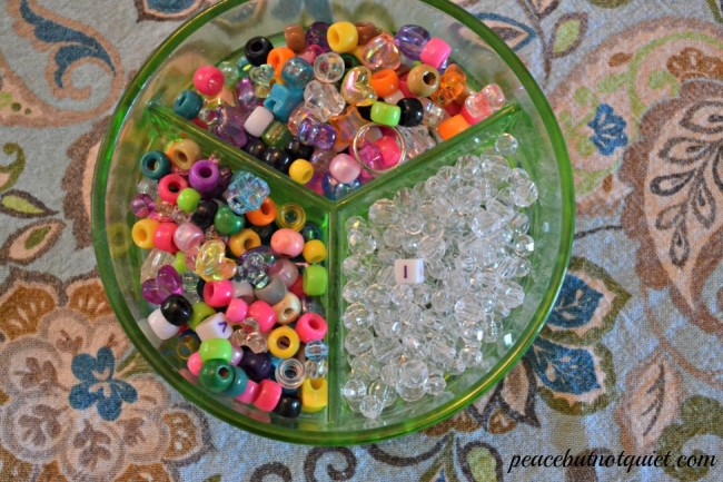 tea party-beads