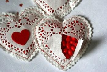 15 Valentines Day Crafts