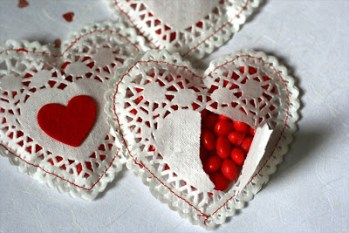 15 Valentines Day Crafts