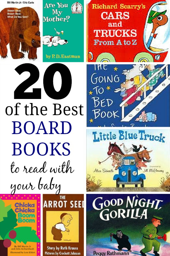 20 best board books for babies intro
