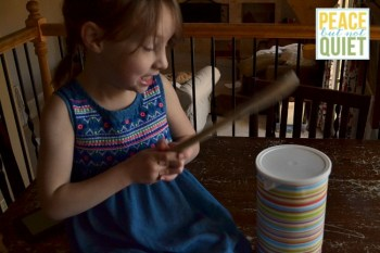 Kid-Made Musical Instruments We Love