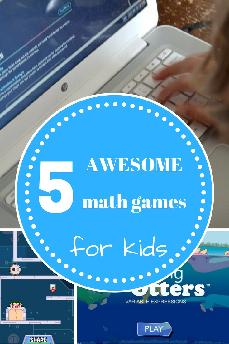 5 Awesome Math Games to Play With Your Kids