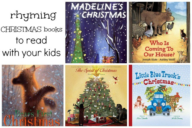 rhyming-Christmas-books
