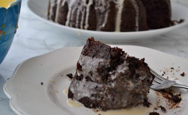 Delicious Irish Cream Bundt Cake Recipe