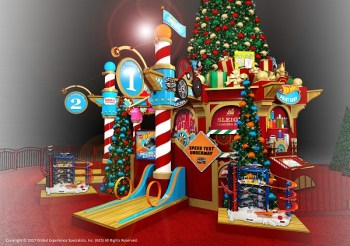 Santa's Toy Factory is Coming!