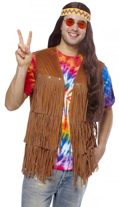 mens-hippie-costume-fringed-vest-accessories-adult-halloween-  sc 1 st  Peace Child International & 6 Peace-Themed Halloween Costumes - Peace Child International