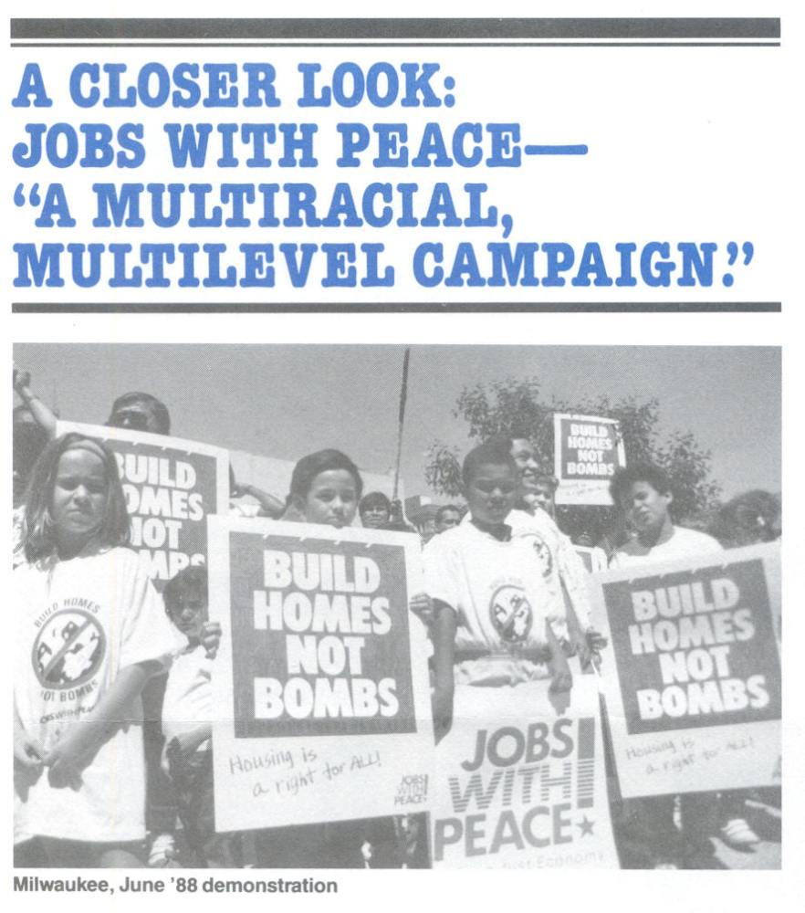 Memo to Governor Scott Walker: Bargain for Peace