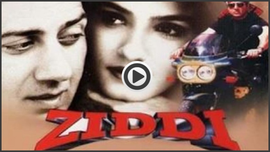 Ziddi Full Movie - Hindi Full HD Action Movie 1997 Sunny Deol
