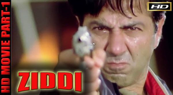 Ziddi Full Movie