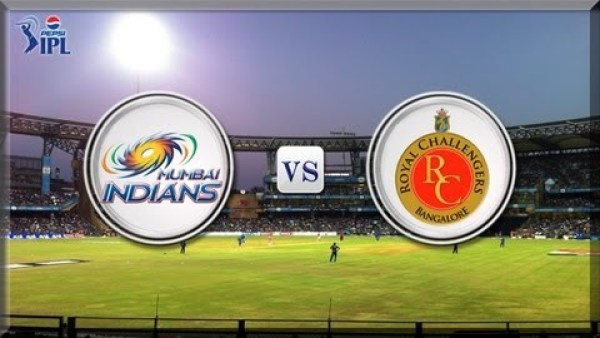 MI vs RCB Pepsi IPL 2013 Full Match Replay