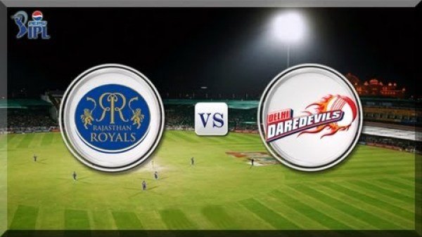 RR vs DD Pepsi IPL 2013 Full Match Replay