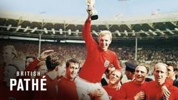 1966 World Cup Final (Part 2) - England beat West Germany (Excellent HD/Colour Footage)