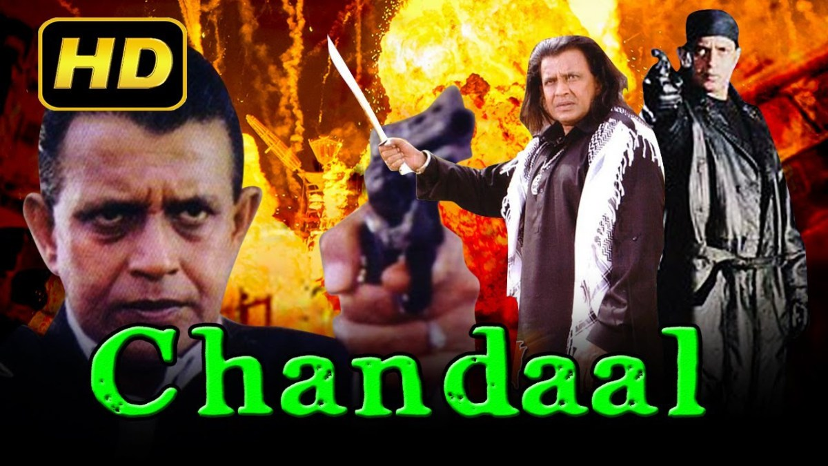 Chandaal (1998) Full Hindi Movie | Mithun Chakraborty, Sneha, Rami Reddy, Hemant Birje