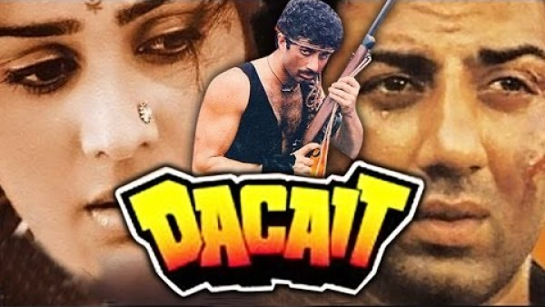 Dacait (1987) Full Hindi Movie | Sunny Deol, Meenakshi Sheshadri, Raakhee