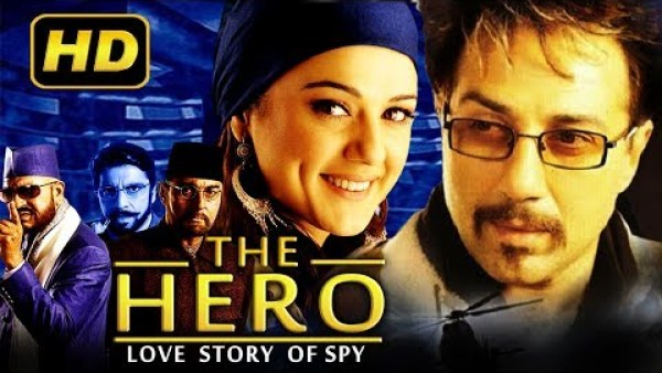 The Hero Love Story Of A Spy (2003) Full Hindi Movie | Sunny Deol, Preity Zinta, Priyanka Chopra