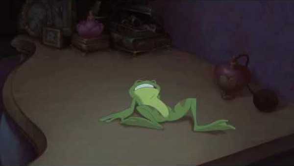 Latest Film: Film Clip from The Princess and The Frog HD 1080p