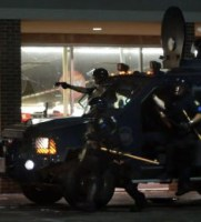 how to make more killings, police militarization