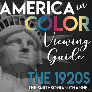 America in COLOR 1920s Cover