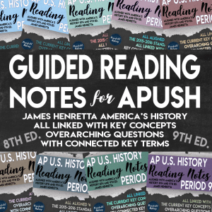 Guided Reading Notes Henretta