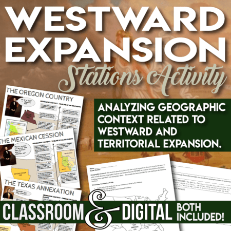 Westward Expansion Territories Stations