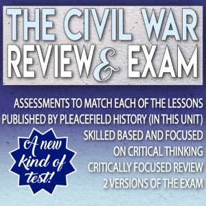 Civil War Review and Assessment