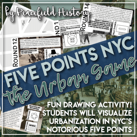 The Urban Game 5 Points NYC