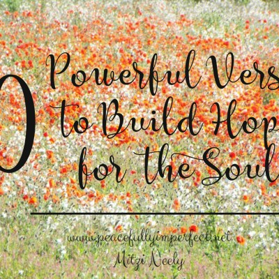 How to be Hopeful in the Midst of Your Circumstances