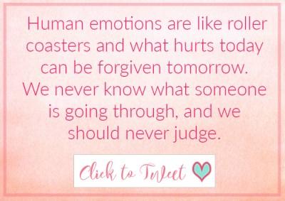 Overcome the hurt
