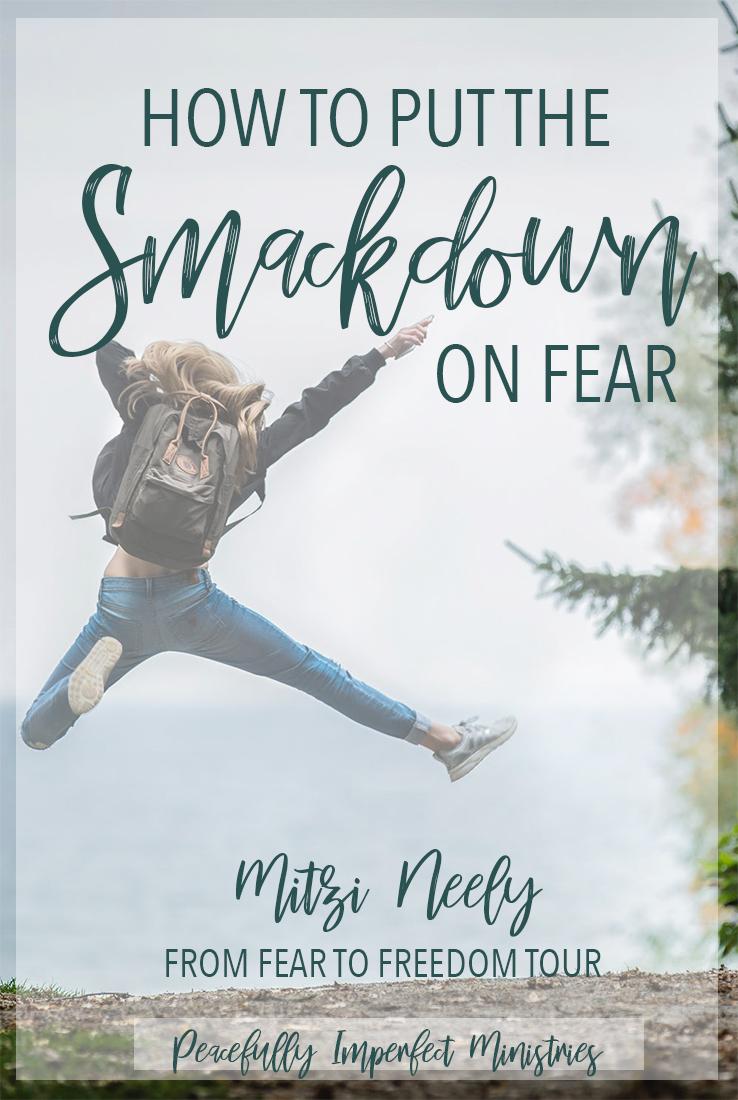 smackdown on fear