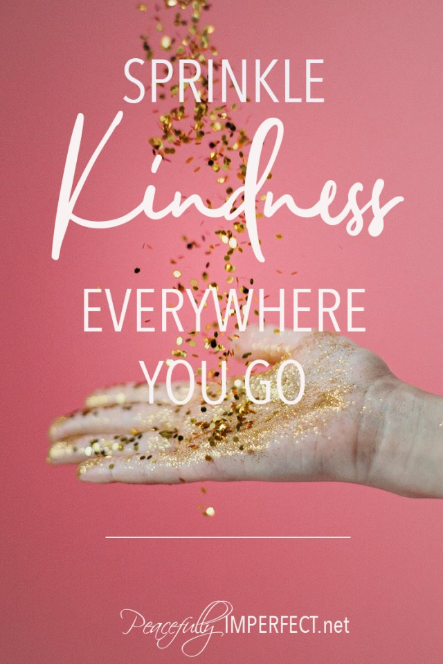 Sprinkle Kindness Pinterest