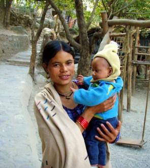 Nepalese Caregiver